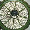 exterieur onderzijde netvormige koepel - breukelen - 20316933 - rce