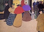 Félix Vallotton, 1896 - Les Passants.jpg