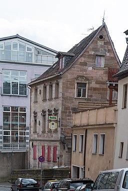 Mühlstraße in Fürth