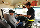 FEMA - 38194 - Global Positioning tracker being prepared for a bus in Texas.jpg