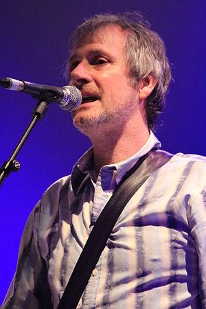 Pól Brennan - Pól Brennan during a concert in 2013