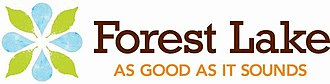Forest Lake, Minnesota - Image: FL Final Logo