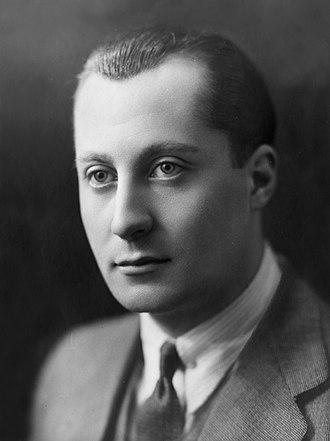 José Antonio Primo de Rivera - Primo de Rivera in 1934