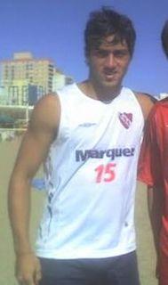 Hernán Fredes Argentine footballer