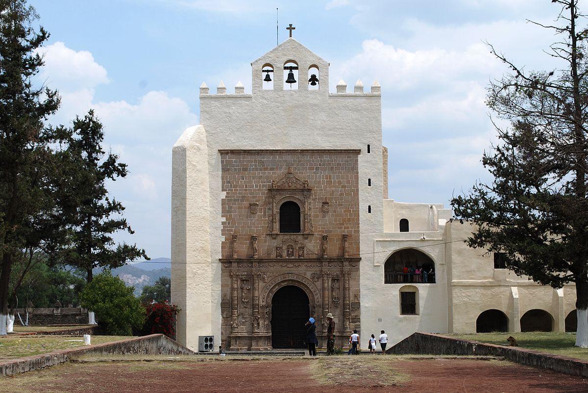 Templo Y Exconvento De San Agustin Acolman Wikipedia La