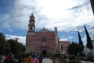 Amecameca - Parish of La Asunción