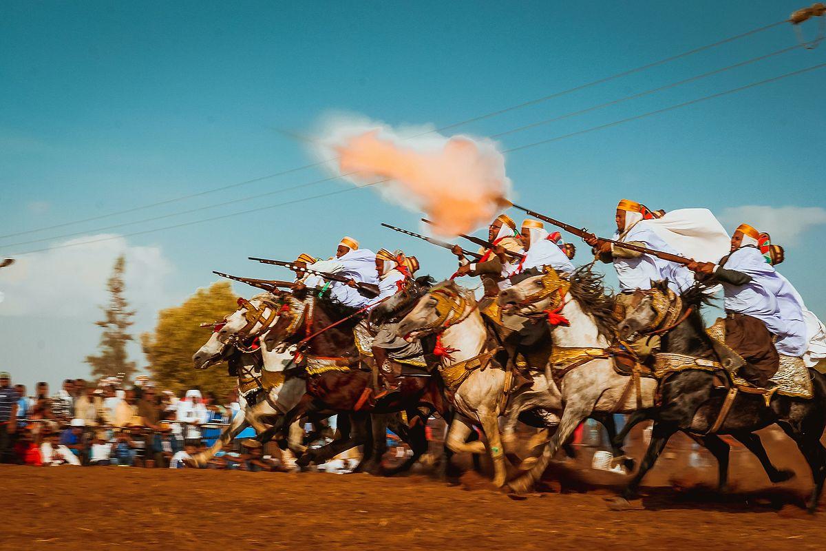 Fantasia (cavalerie) — Wikipédia