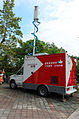 Far EasTone Telecommunications E-350 Mobile Phones Base Van in PF23 20151025.jpg