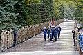 Farewell ceremony for cadet Vitalii Vilkhovyi 02.jpg