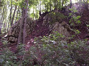 Gerecse Mountains - Image: Farkasvölgy