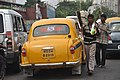 Feather Duster Vendor - EM Bypass - Kolkata 2010-09-15 7572.JPG