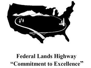 Indian Reservation Roads Program - Image: Federal Lands Highway Program