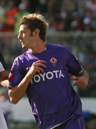 Federico Balzaretti - Balzaretti at Fiorentina