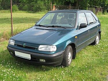 Škoda felicia před faceliftem