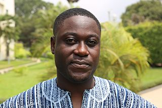Felix Nartey Ghanaian social entrepreneur and 2017 Wikipedian of the Year