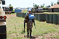 Female combat troops of South African Contingent in MONUSCO on robust foot and moblile patrols 78.jpg