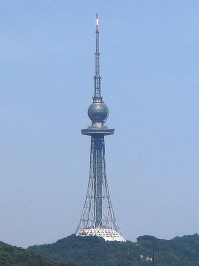 Qingdao TV Tower