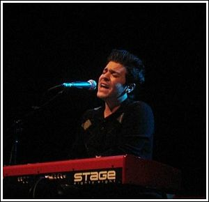 Ferras - Ferras in concert in 2008