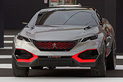 Festival automobile international 2015 - Peugeot Quartz - 010.jpg
