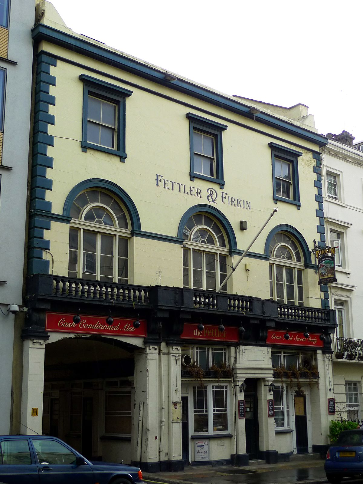 Firkin Brewery - Wikipedia