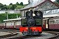 Ffestiniog Railway Lyd shunting at Porthmadog.jpg