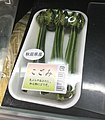 Fiddlehead sprouts as food in Tokyo area march 9 2020.jpeg