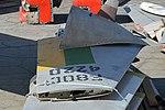 Fin of Lockheed F-80C Shooting Star '4220' (N729A) (26279135835).jpg