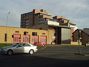 West Yorkshire Fire and Rescue Service - Kirkstall Road fire station