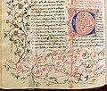 Firenze, della vita cristiana di s. agostino volgarizzato da andrea di s. gimignano e copiato da suor cleofe, 1490-1510 ca. (conv. soppr. 289) 02.jpg