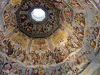Firenze-interno duomo