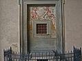 Firenze spedale degli innocenti - la ruota posta sotto i portici di piazza ss annunziata.jpg