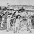 Firing on the miners Philadelphia Inquirer 09-12-1897 Lattimer Massacre.png