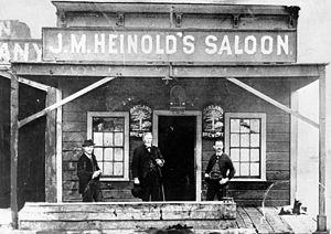 Heinold's First and Last Chance Saloon