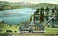 Fishing resort on Shawinigan Lake near Victoria, British Columbia, circa 1905 (AL+CA 2131).jpg