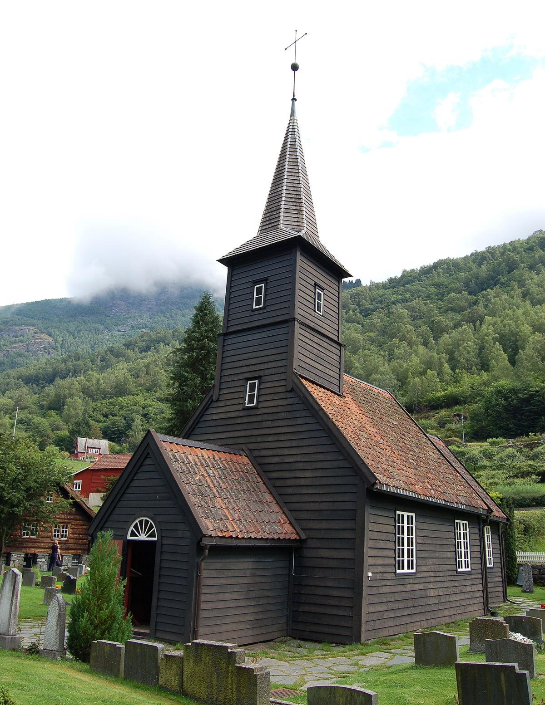 Flåm Church - Wikipedia