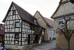 Kirchbergstraße in Weissach