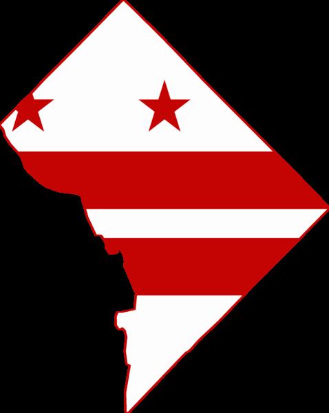 File:Flag map of Washington DC.png