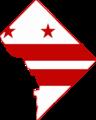 Flag map of Washington DC.png