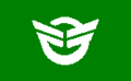 Flag of Ina Ibaraki.png
