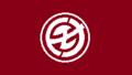 Flag of Kamoto Kumamoto.png