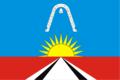 Flag of Zheleznodorozhny (Moscow oblast).png