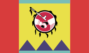 Flag of the Stoney Nakoda Nation.PNG