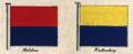 Flaggen mit Guidons - Moldau, Wallachey, 1850.png