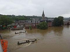 Наводнение 16 июля 2021 года, Бельгия, Тильф 1.jpg