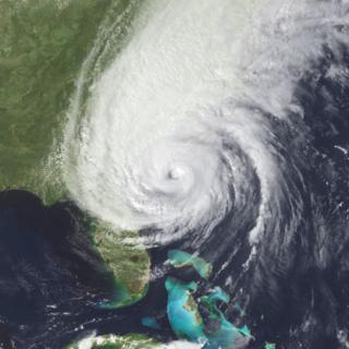 Effects of Hurricane Floyd in North Carolina