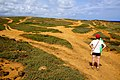 Following rough paths to the Green Sand Beach.jpg