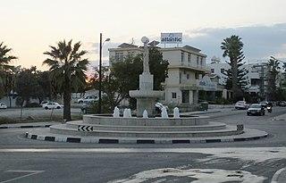 fontanna Artemidy