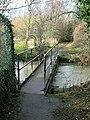 Footbridge across the Soar - geograph.org.uk - 1136338.jpg