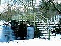 Footbridge over River Rothay - geograph.org.uk - 1659863.jpg