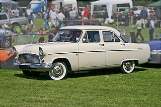 Ford Consul Motor vehicle